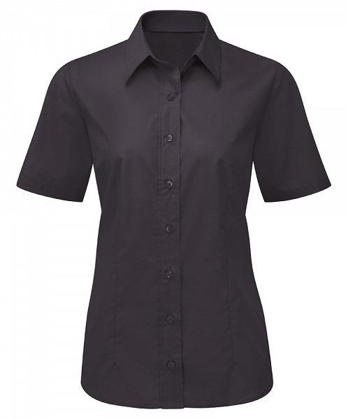 a316362eb48e35 Koszula damska z krótkim rękawem czarna. odzież Dickes Chef - sklep ...
